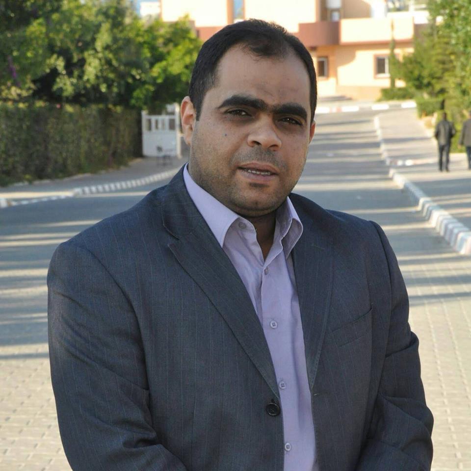 أ. أشرف محمد مشمش