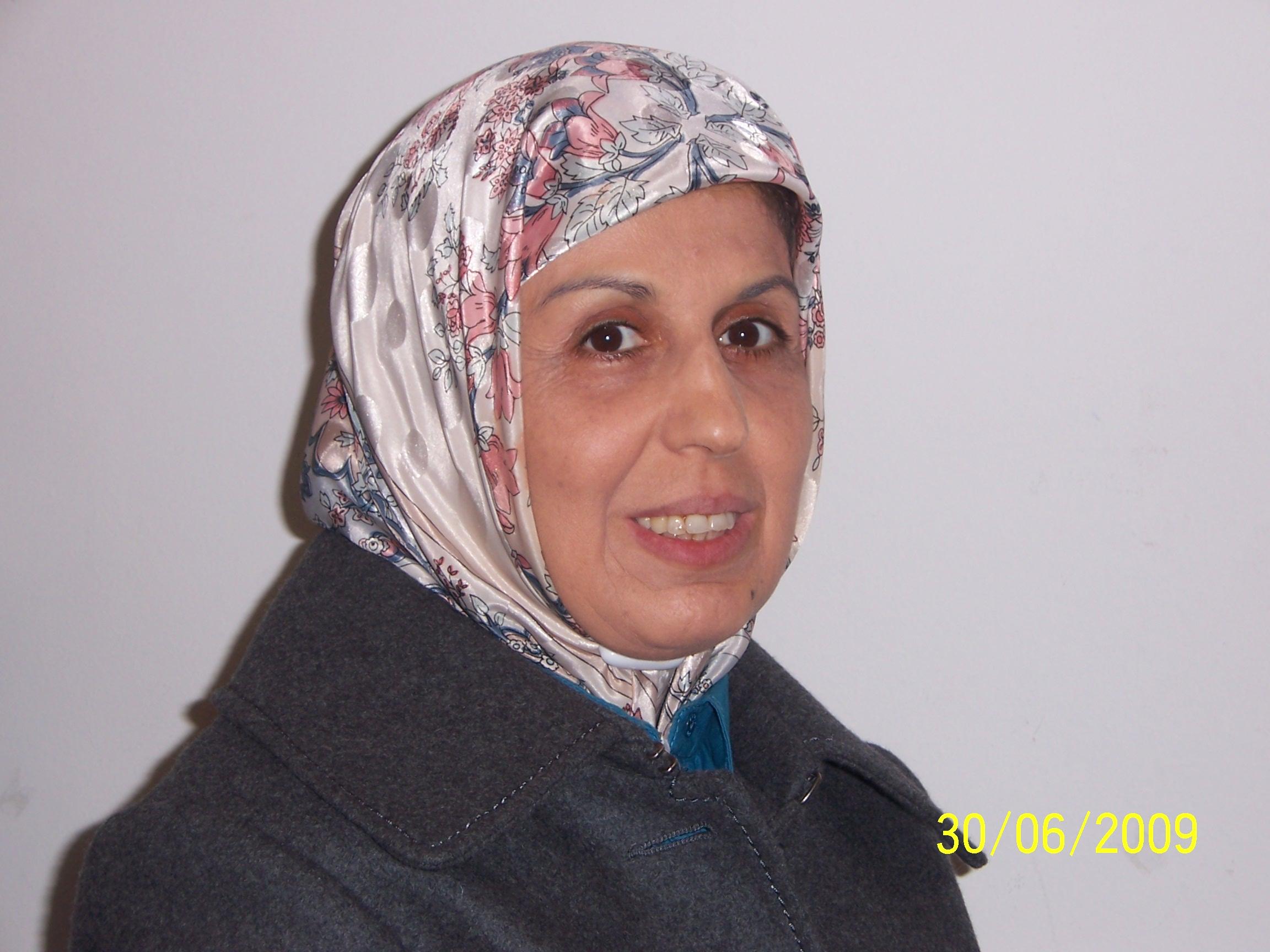 Dr. Rifa Jarallah El-Khozondar